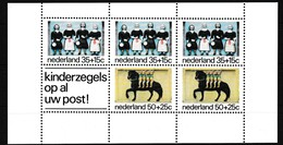 Nederland 1975 Blok Nr 14 **, Zeer Mooi Lot K819 - Francobolli