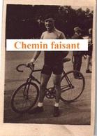 Chromo Cigarettes Du GLOBE DF - Cyclistes : ACHILLE SOUCHARD -  Scans Recto-verso - Other Brands