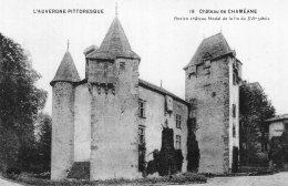 B52405 Château De Chaméane - France
