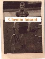 Chromo Cigarettes Du GLOBE DF - Cyclistes : VAN DE CASTEELE -  Scans Recto-verso - Cigarette Cards