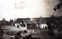 Russie Village Campagne Russe Region Centrale Ancienne Photo De Presse 1930's - Plaatsen