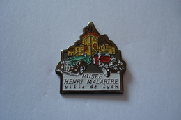 20180630-1878 RHONE VILLE DE LYON « MUSEE AUTOMOBILES HENRY MALARTRE » - Badges