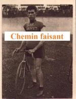 Chromo Cigarettes Du GLOBE DF - Cyclistes : ODILE TAILLEU -  Scans Recto-verso - Other Brands