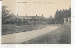 10. Bonnelles, Régie Du Chateau De Mme La Duchesse D'Uzes - Frankrijk