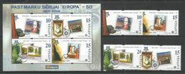 LATVIA - MNH - Europa-CEPT - 50th Anniversary - 2006 - 2006