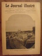 Revue Le Petit Journal N° 21 De 1887.  Fondations De La Tour Eiffel. Actualités De L'époque - Magazines - Before 1900