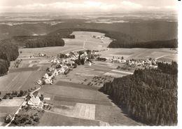 Deutschland - Bade-Wurtemberg - Schömberg Schwarzwald Luftaufnahme - Schömberg