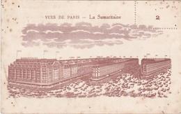 F75-272 VUES DE PARIS - La Samaritaine - Non Classés