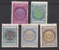 R529.-. PORTUGAL - 1900'S - SC#: 2S2 // 2S124 - MNG - RIFLE CLUB EMBLEM. SCV: US$ ???? - Portugal