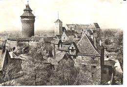 Deutschland - Bavière - Nuernberg Kaiserburg - Nuernberg