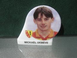 Fève Footballeur Mickaël Debève Série Foot équipe De Lens Année 98 - Fèves - Rare T Sport - Sports