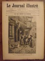 Revue Le Petit Journal N° 19 De 1889. Exposition Universelle Tour Eiffel Plan 4 Pages. Actualités époque - Magazines - Before 1900