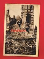 [50] Manche > Saint Lo Après Le 7 Juin 1944 Eglise Notre Dame - Saint Lo