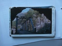 Asia TaiwanEvergreen Bridge With Car - Taiwan