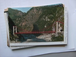 Asia Taiwan Ning An Suspention Bridge - Taiwan