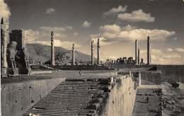 IRAN - Persepolis : Gate And Apadana Of Xerxes - REAL PHOTO - Unknown Publisher. - Iran