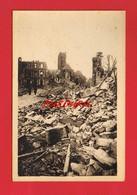 [50] Manche > Saint Lo Après Le 7 Juin 1944 Hôtel De Ville - Saint Lo