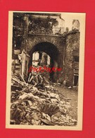 [50] Manche > Saint Lo Après Le 7 Juin 1944 La Rue Porte Dollée - Saint Lo