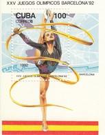 CUBA 3553,unused - Gymnastique