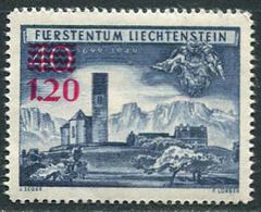 Liechtenstein 1952. Michel #310 Luxe/MNH. (B28) - Ongebruikt