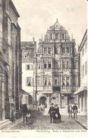 Deutschland - Bade-Wurtemberg - Heidelberg - Hotel U. Restaurant Zum Ritter - Heidelberg
