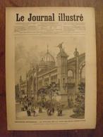 Revue Le Petit Journal N° 44 De 1889. Exposition Universelle Argentine Portugal Pont Sur La Manche. Actualités époque - Magazines - Before 1900