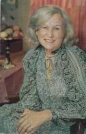 Russische Schauspielerin, Fotokarte 1982, Gute Erhaltung - Schauspieler