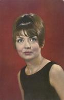 Russische Schauspielerin, Fotokarte 1962, Gute Erhaltung - Schauspieler
