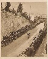 ST CLOUD Course De Côte  1926 - Vieux Papiers