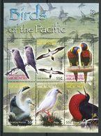 232 MICRONESIE 2004 - Yvert 1365 A/F - Oiseau - Neuf **(MNH) Sans Trace De Charniere - Mikronesien