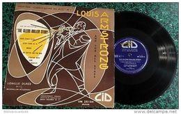 LP 25cm * LOUIS ARMSTRONG * THE GLENN MILLER STORY < CID UM  233514 - Jazz