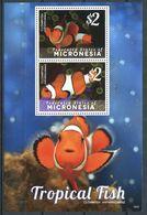 232 MICRONESIE 2014 - Yvert BF 254 - Poisson Clown - Neuf **(MNH) Sans Trace De Charniere - Mikronesien