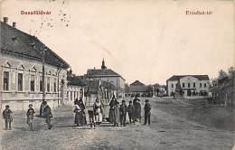Hungary - DUNAFOLDVAR - Elizabeth Square. - Hungary