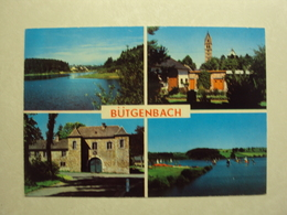 28991 - BUTGENBACH - 4 ZICHTEN - ZIE 2 FOTO'S - Butgenbach - Buetgenbach