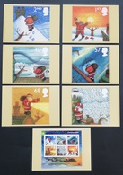 Great Britain 2004 Christmas P.H.Q.Cadrs - 1952-.... (Elizabeth II)