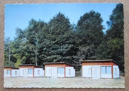 (J863) - L'Hirondelle - Oteppe - Bungalows + Cachet Au Verso - Burdinne