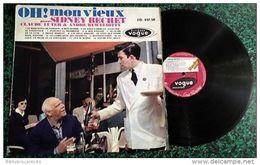 LP 30cm *OH! MON VIEUX* < SYDNEY BECHET & CLAUDE LUTER & A.REWELIOTTY < VOGUE LD 417.30 - Jazz