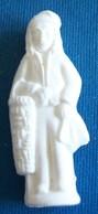 Homme Fève Plastique 4,8 Cm (CJ) - Santons