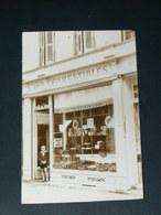ROCHEFORT     1930 /   DEVANTURE COMMERCE  EPICERIE /  CARTE  PHOTO - Rochefort