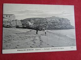 Portugal - Algarve - Lagos - Praia Do Burgau - 1924 - Faro