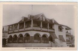 (68) CPA  Monrovia  Liberia  American Legation  (Bon Etat) - Liberia
