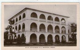 (68) CPA  Monrovia  Liberia State Department  (Bon Etat) - Liberia