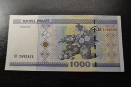 Belarus 1000 Rubles 2000 Year UNC - Belarus