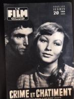 Film Complet Crime Et Chatiment Jean Gabin Marina Vlady Robert Hossein 4eme De Covee Jennifer Jones - Journaux - Quotidiens