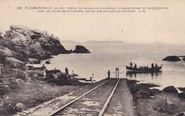 CPA Ploumanac'h, Ploumanach, Retour Du Bâteau De Sauvetage (pk49634) - Ploumanac'h