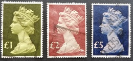 Great Britain  1977 Q.E. High Value USED - 1952-.... (Elizabeth II)