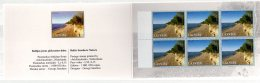 2001 Latvia - Baltic Sea Landscapes - Joint With Estonia And Lithuania - MI 551 - Booklet Riga 2001 MNH- Rare (bsh) - Lettland
