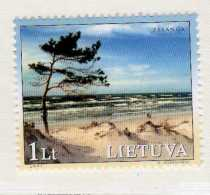 2001 Lithuania - Baltic Sea Landscapes - Joint With Latvia And Estonia -1v -  MNH**-BSH17 MI 766 - Lithuania