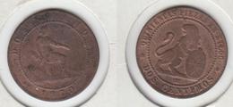 Espagne  Dos Gramos  1870  Gouvernement Provisoire Spain - [ 1] …-1931 : Royaume