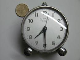 Réveil AMYRAL FAB LOOPING 4 Rubis T SWISS T - Alarm Clocks